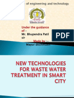 Waste Water Treatment (Mayur)