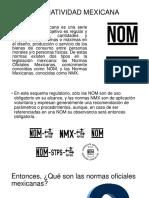 Normas Oficiales Mexicanas.docx Unidad 4