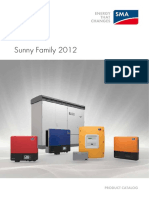 SMA Inverter catalogue.pdf