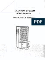DC-8000 MK1 Instruction