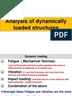 FATIGUE Analysis Notes