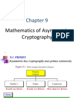 9. Mathematics of Asymmetric Cryptography