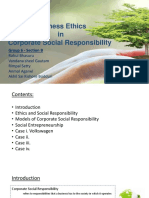 CSR in Business Ethics