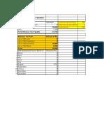 Advance Tax Interest Calculator