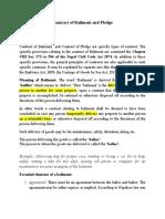 bailment and pledge.doc