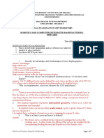 R & CIM exam-I3_Q$A