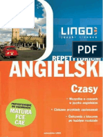 Angielski Czasy Repetytorium PDF
