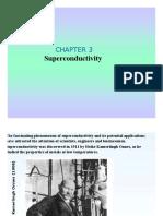 Material Superconductivity