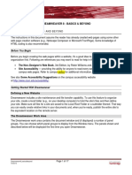 Dreamweaver 8 - Basics & Beyond