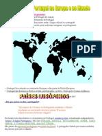 Portugal Na Europa e No Mundo