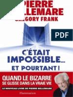 Bellemare, Pierre - C'était impossible... Et pourtant ! (2014 978-2-0813-3023-8).epub