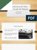 Transferencia de Masa en el Secado de Pinturas.pptx