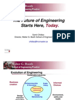 Future of Engineering