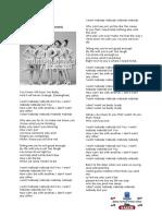 Nobody by Wonder Girls & Cassidy La Creme Lyrics.docx