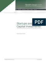 Nishit Desai Startups Regulations & Agreements Sep18