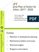 Plan of Action Nutrition