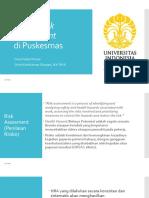 Health Risk Assessment Puskesmas.pptx