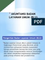 Akuntansi Badan Layanan Umum (BLU)