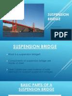 Suspention Bridge