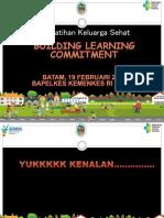 BLC KS Provinsi Kepri 20 Feb 2019