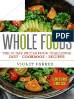 Whole Food_ the 30 Day Whole Fo - Violet Parker 2