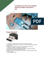 Asociar El Dongle USB Bluetooth Al Mando de La PS3