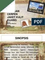 Kupasan Cerpen Jaket Kulit Kijang f4.ppt