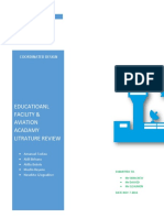 Aviation Acadamy litreture review, case study..docx