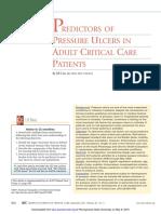 Principles of pressure ulcer