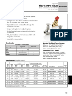 Asco Flow Control Valves Catalog