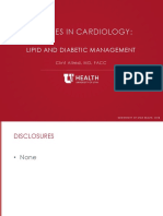 s3. Updates in Cardiology Clint Allred Md