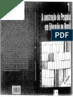 BAUER, Martin W.; GASKELL, George (Ed.) - Pesquisa Qualitativa Com Texto, Imagem e Som