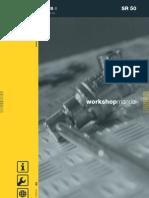 Aprilia SR50r workshop manual