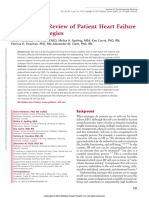 A Systematic Review of Patient Heart Failure.7