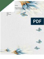 (Minimalist) Blue Fresh Flowers Stationery 09-WPS Office.docx