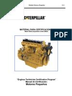 Manual de Certificacion Motores Pequeños
