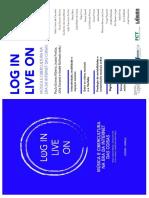Log in Live on Música e Cibercultura na Era da Internet das Coisas Postal