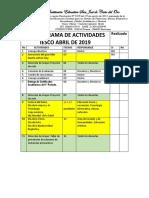 CRONOGRAMA DE ACTIVIDADES IESCO DE ABRIL DEL 2019.docx