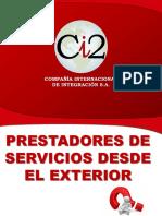 Presentacion Prestadores de Exterior-fac Pos y Electronica