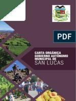 Carta Organica San Lucas