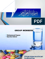 Pharmaceutical Pakistan PPT 2019