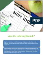 #10 Glicemic Index
