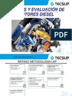 Análisis y evaluación de motores diesel sesion N° 2 Admisión y Escape 6 C2 2019-1