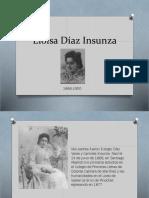Eloísa Díaz Insunza
