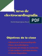 CLASE de EKG Dr.orlando Iglesias