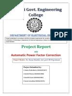 APFC Project