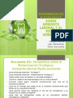 Medio Ambiente y odontologia