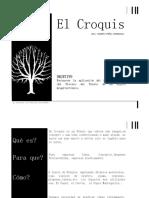 El Croquis y El Proceso de Diseño
