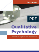 Parker (2004) Qualitative Psychology. Introducing Radical Research-Open University Press.pdf