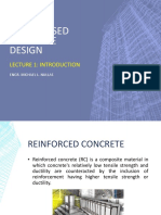 I. Introduction to Prestressed Concrete